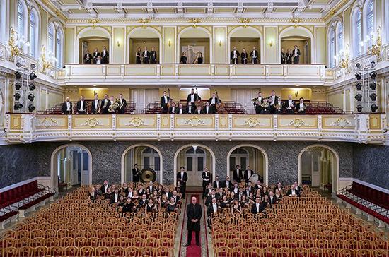 Капелла Петербурга покажет лучшие концерты в режиме онлайн