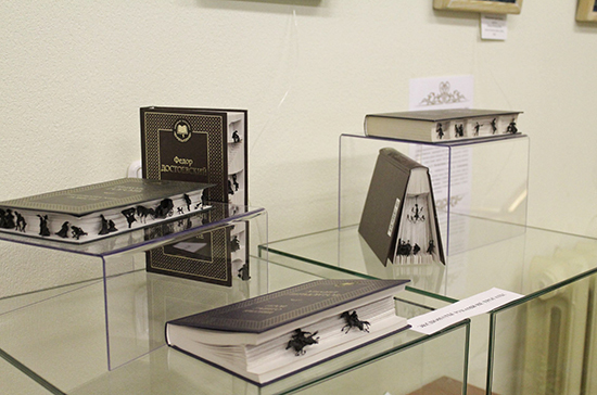 Музей миниатюры в Санкт-Петербурге проведёт онлайн-экскурсию для посетителей