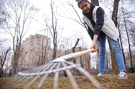 В России предложили организовать общественные работы для потерявших заработок из-за пандемии коронавируса