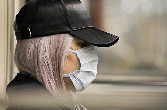 Минздрав Латвии отказался вводить обязательное ношение масок