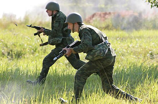 Минобороны проведёт крупные учения двух армий в 2020 году