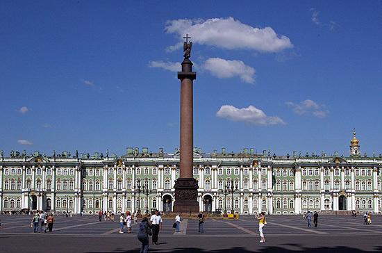 Россиянам проведут виртуальную экскурсию по Санкт-Петербургу
