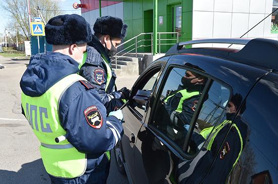За езду без пропуска в Москве будут штрафовать собственника машины