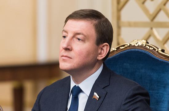 Турчак поручил обеспечить исполнение закона о «наливайках» в регионах