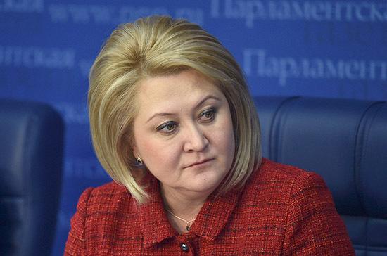 Гумерова: поправки по донастройке дистанционного обучения планируется внести в Госдуму после 11 мая