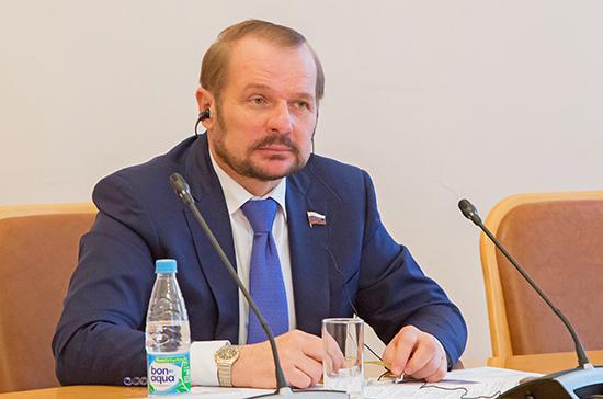 Сергей Белоусов считает, что работа по развитию органического производства продуктов в России должна быть продолжена