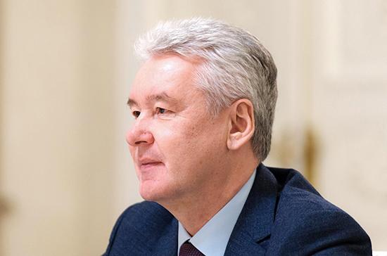 Собянин рассказал о выходе Москвы на пик по коронаиврусу