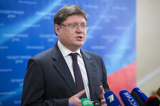 Андрей Исаев поздравил россиян с праздником Весны и Труда