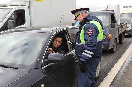ГИБДД в майские праздники устроит рейды по выявлению пьяных водителей