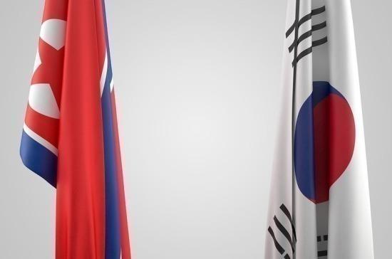 СМИ: на границе Южной и Северной Кореи произошла перестрелка