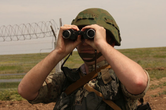 Пограничники задержали украинца, который пробрался в Крым «в поисках лучших жизни»