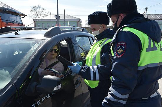 В Московской области камеры зафиксировали 150 водителей без цифровых пропусков