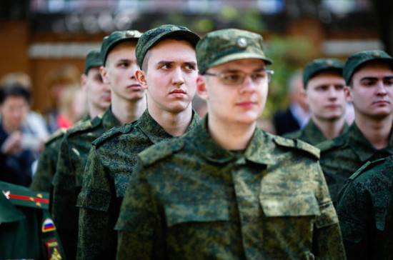 В России могут изменить порядок присяги сотрудников Росгвардии
