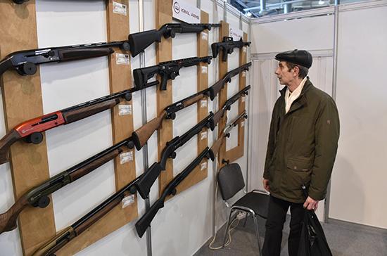 В России могут увеличить срок действия разрешений на хранение оружия