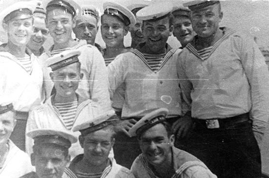 96-летний моряк с «Беспощадного» ждёт, когда поисковики найдут место гибели его корабля