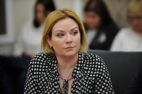 Министр культуры Ольга Любимова заразилась коронавирусом