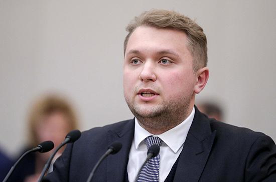 Депутат от ЛДПР Борис Чернышов вошёл в правительство