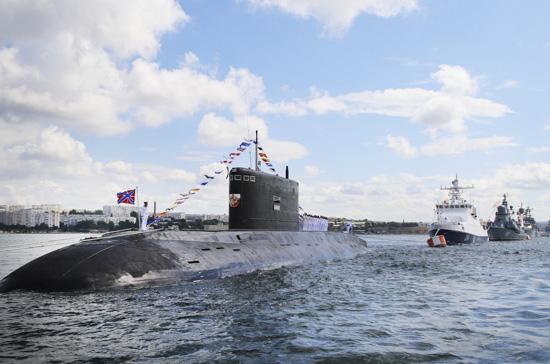 В Севастополе 9 мая пройдет парад кораблей Черноморского флота