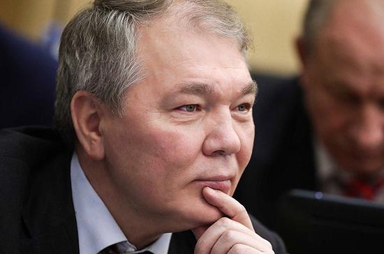 Депутата Калашникова выписали из больницы