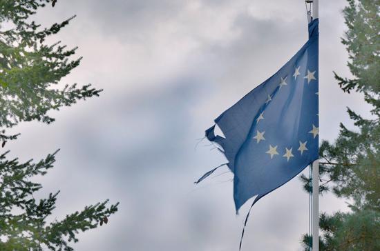 ЕС вступил в глубочайшую рецессию в своей истории, заявили в Еврокомиссии