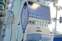 В России 1 133 пациента с коронавирусом находятся на ИВЛ