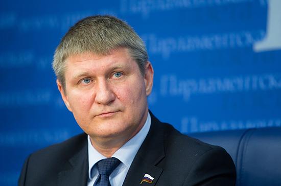 Депутат прокомментировал моделирование в США взрыва над Москвой
