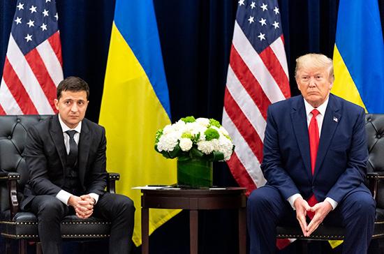 Политолог рассказал, на чём базируется сотрудничество США и Украины
