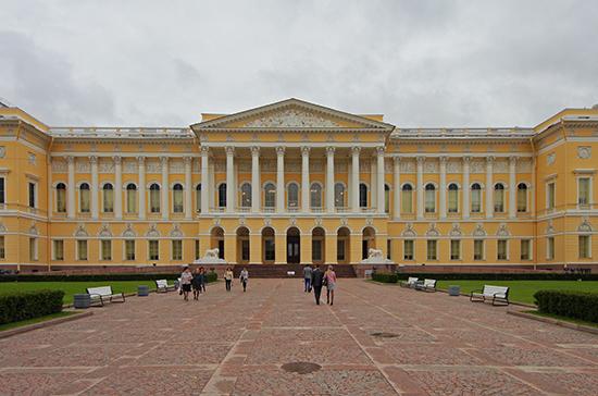 В Русском музее провели онлайн-лекцию о героическом блокадном прошлом сотрудников учреждения