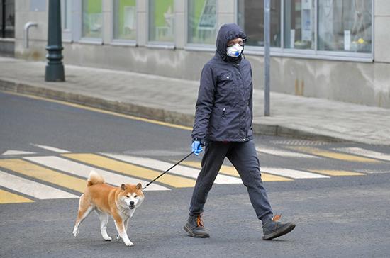 В Латвии продлили режим чрезвычайной ситуации из-за коронавируса до 9 июня