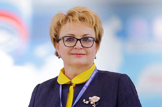 Черняева поздравила россиян с Днём Победы