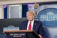 Президент США назвал предполагаемую причину пандемии коронавируса