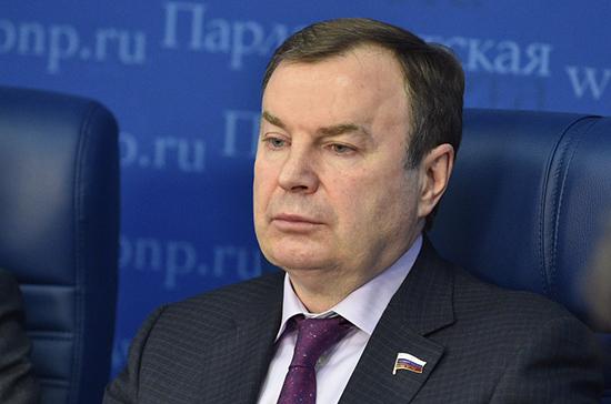 Депутат: Победа в Великой Отечественной войне стала символом возрождения