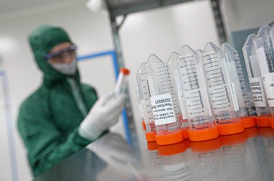 Россия поднялась на третье место в мире по числу заражённых коронавирусом