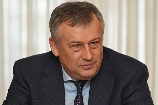 Губернатор Ленинградской области переболел коронавирусом