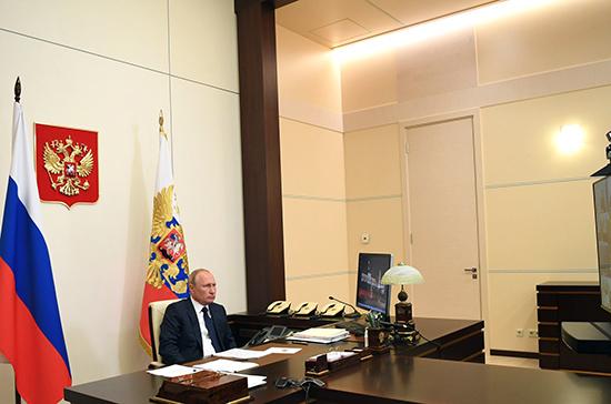 Владимир Путин назвал условия списания кредитов и процентов для компаний