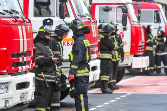 Причиной пожара в петербургской больнице могло стать замыкание в аппарате ИВЛ