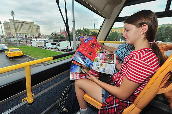 Минтранс оценил идею допустить туристические автобусы к движению по выделенной полосе
