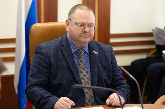 Мельниченко: решение об интеграции Архангельской области и НАО будет принято по итогам референдума