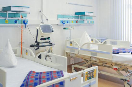 В России для борьбы с коронавирусом развёрнуто более 140 тысяч коек
