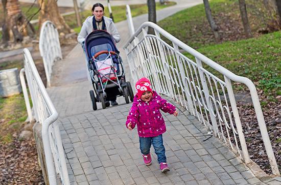 Более двух миллионов россиян обратились за выплатой 10 тысяч рублей на детей