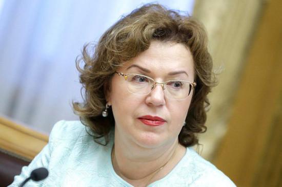 Епифанова оценила идею объединения Архангельской области и НАО