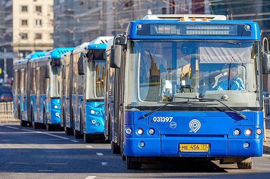 Обязательное оснащение городских автобусов тахографами предложили отложить до 2021 года