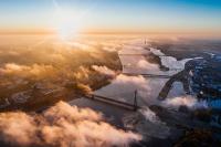 Открыты границы между Латвией, Литвой и Эстонией