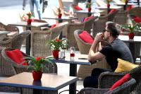Больше половины итальянцев не намерены посещать рестораны в ближайшие три месяца