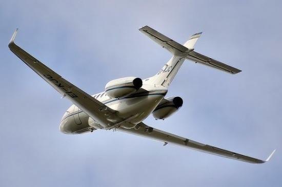Из Белграда вылетел первый борт с российскими военными специалистами