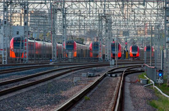В Минтрансе назвали сроки восстановления железнодорожного пассажиропотока