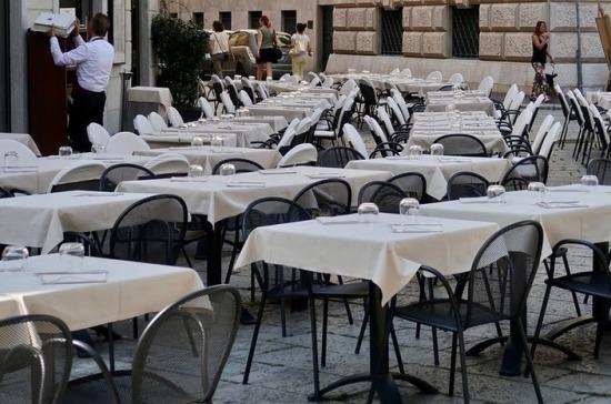В Италии почти треть владельце баров, ресторанов и магазинов не спешат открывать их 18 мая