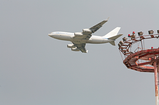 В Минтрансе назвали возможные сроки открытия международных полётов