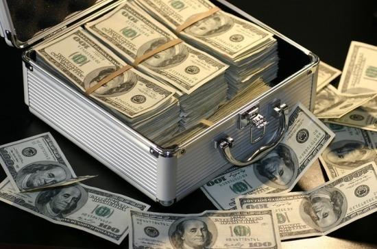 Россия в три раза снизила вложения в гособлигации США
