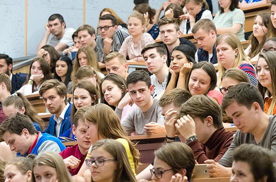 Всероссийский выпускной в вузах может пройти онлайн в первой декаде июля